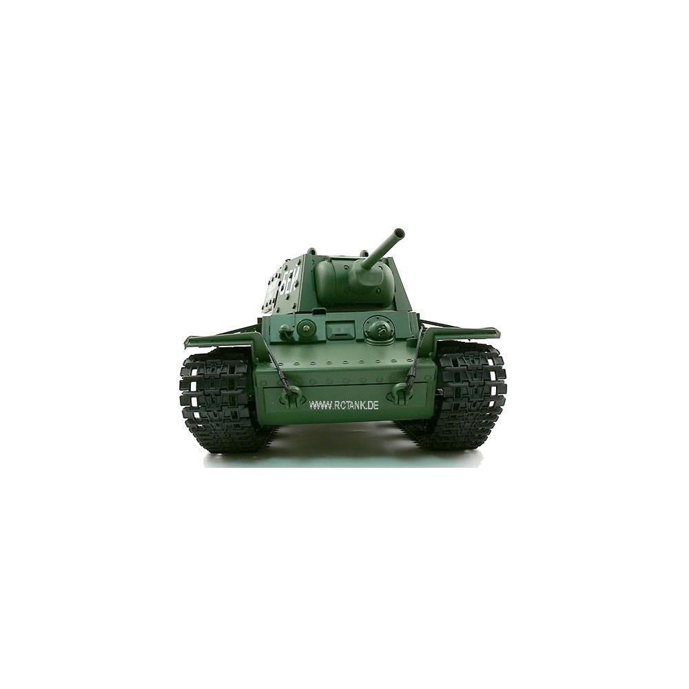 KV-1 RTR with Smoke and sound unit + BB softair 6mm unit, 139,99 &eur