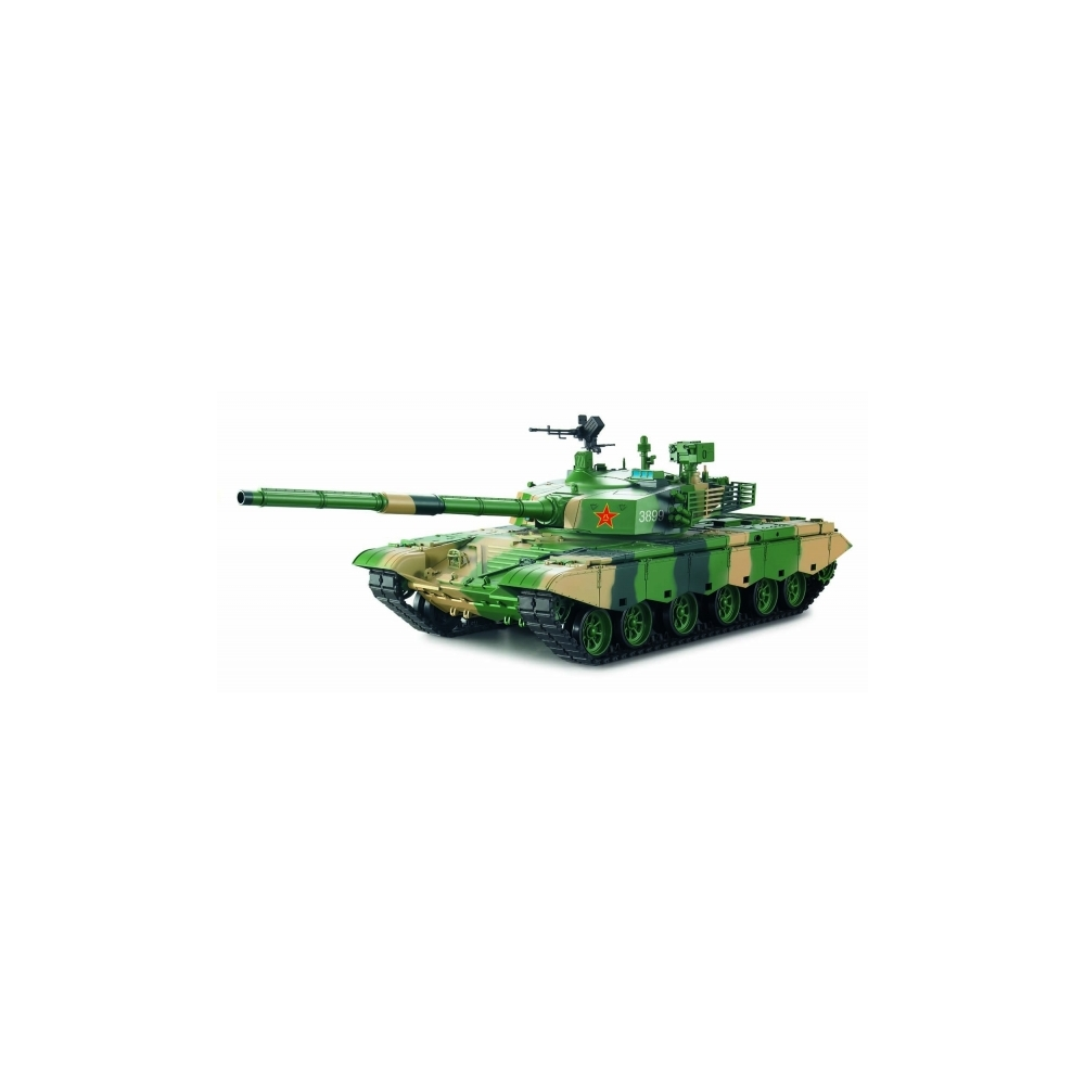 ZTZ-99 MBT 1:16 smoke and sound, BB unit, 169,95 €