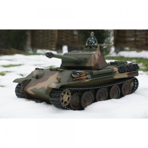 360 ° / 2.4 GHz Panther G Metall Edition + Metallwanne +...