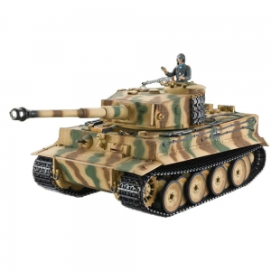 Transport damage: 360� 2.4 GHz TIGER MID full option...