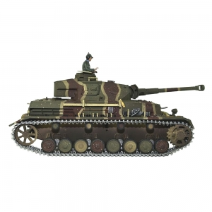 Limited Metall Edition: 2.4 GHz PANZER IV F2 AIRBRUSH+...