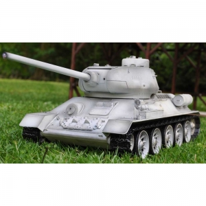 METALL EDITION TAIGEN T-34/85 1:16 with BB unit 6mm +...