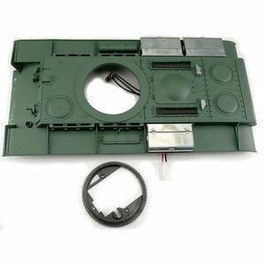 KV-1/KV-2 - upper hull with 3 metal boxes and new charger...
