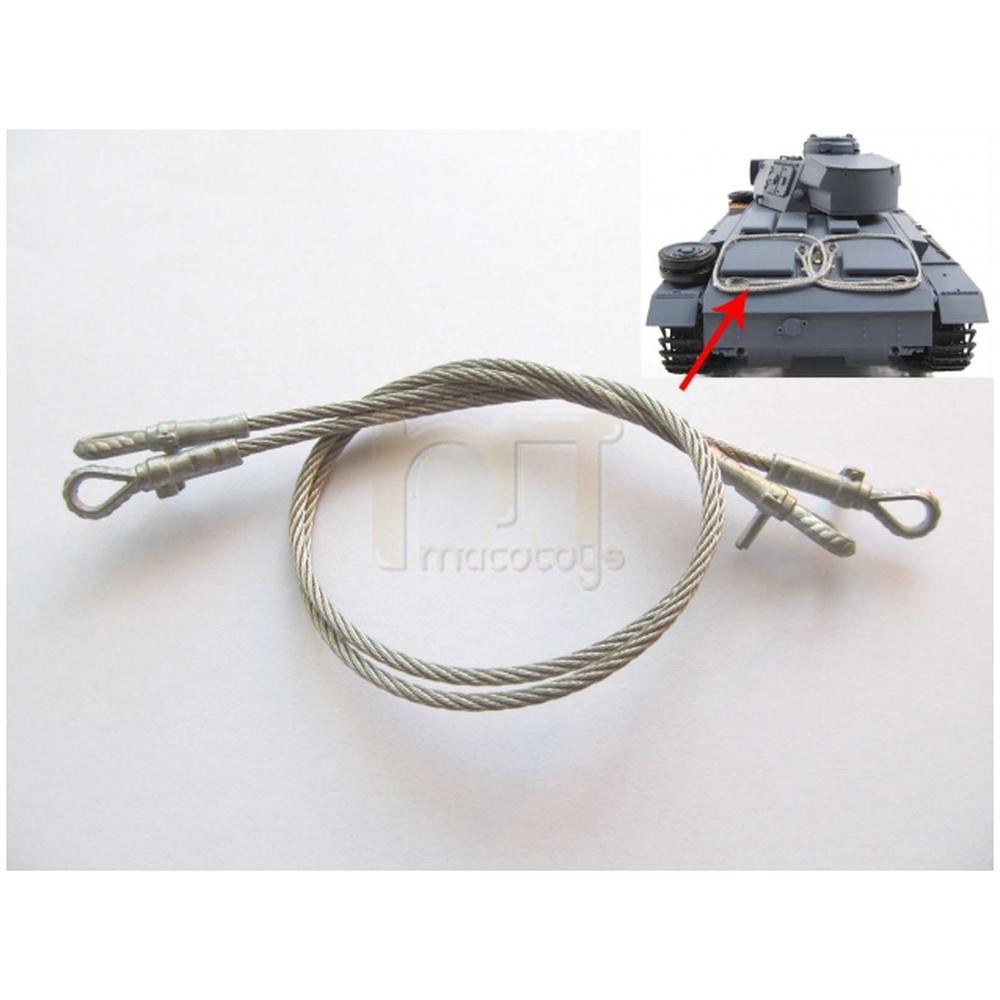 panzer iii cables de remorquage en m tal 8 95. Black Bedroom Furniture Sets. Home Design Ideas