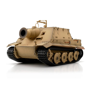 Taigen Sturmtiger, sand version in 1:16 with BB unit and...