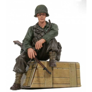 Figur 1/16 - US Tank Private 1th Class Infantry...