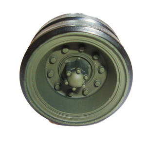M41 Walker Bulldog/M26 Pershing - road wheel, made of...