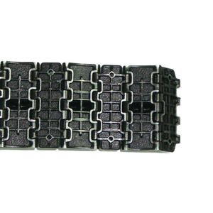 T-34 - HQ track links, made of metal, 5 pcs