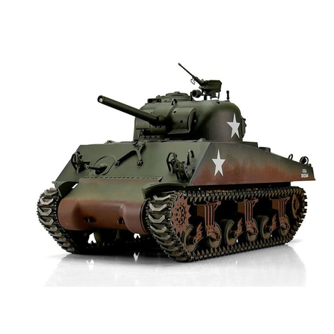 Taigen M4A3 Sherman (75mm), version green in metal edition 1