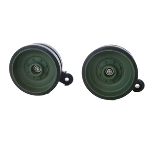 Leopard 2A6 - road wheel with arm, 2 pcs