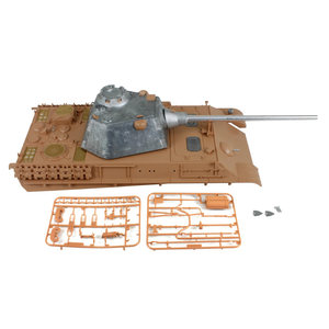 Panther F -  hull + Taigen BB shoot unit (softair) +...