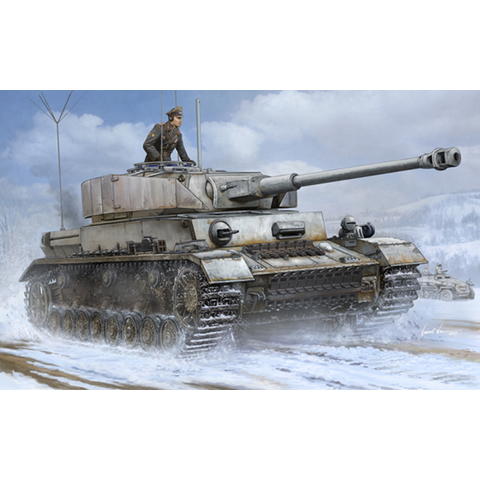 German Pz.Beob.Wg. IV Ausf.J Medium Tank 1/16