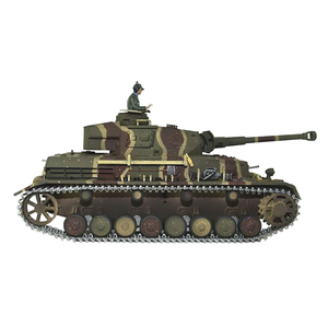 Limited Edition 360° 2.4 GHz PANZER IV F2 AIRBRUSH BB...