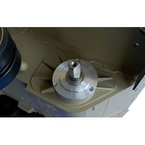 Challenger 2 - axle support 7,99 mm with ball bearings