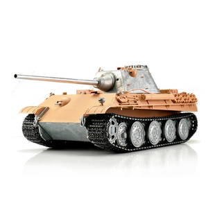 Panther F 1/16 - ARTR panzer kit with BB shooting unit