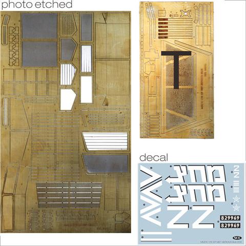 sol 1 16 merkava iii early type resin kit 529 95. Black Bedroom Furniture Sets. Home Design Ideas