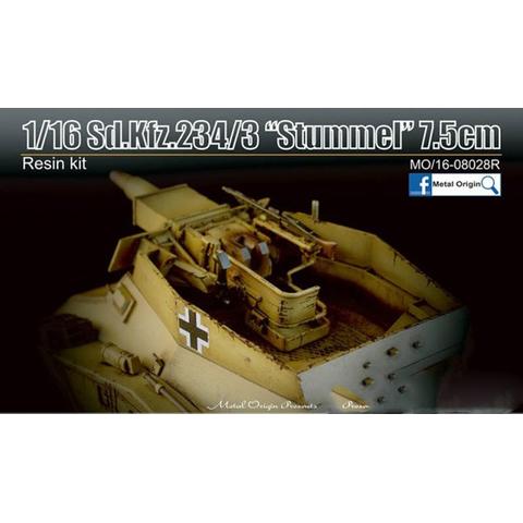 Stummel 75cm Upgrade Bausatz Für Puma Sdkfz23