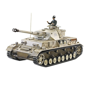 Metal edition: 360° 2.4 GHz V2 (new board) PANZER IV F2/G...