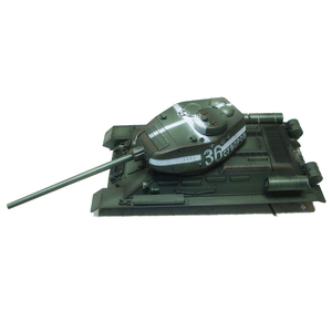 T-34 - new upper hull with 360° metal turret, Taigen...