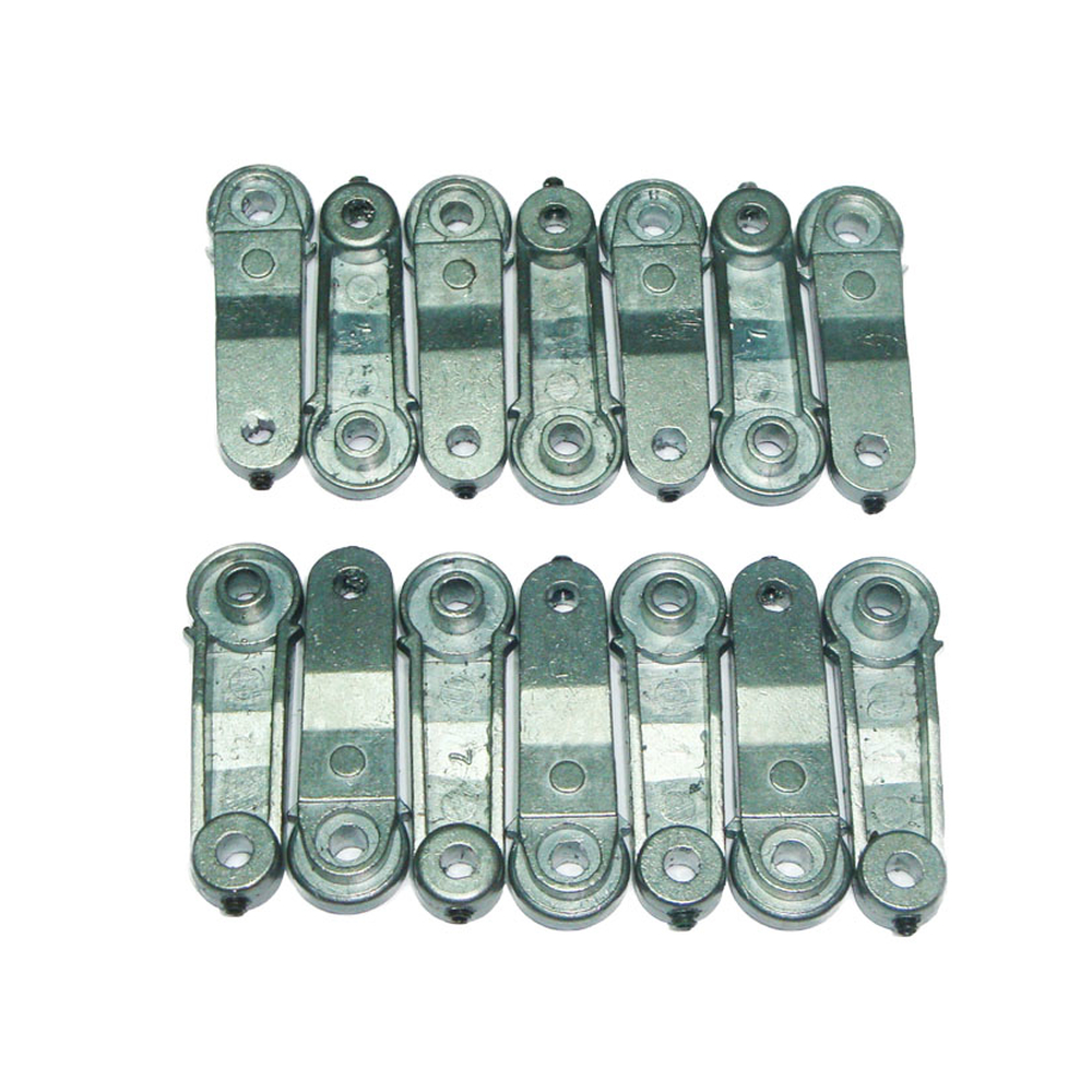 leopard 2 a6 metal suspension arms for plastic hull