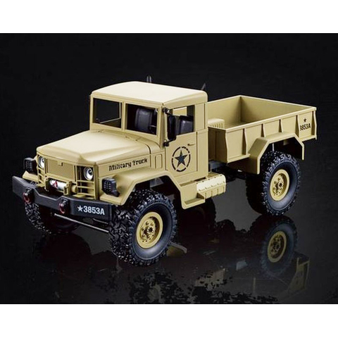 1/16 US RC Military Truck Sandfarbe