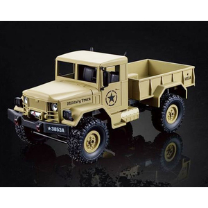 1/16 US RC Military Truck, color sand