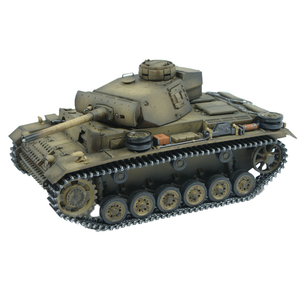 Metal edition: 360° 2.4 GHz V2 (new board) PANZER III L...