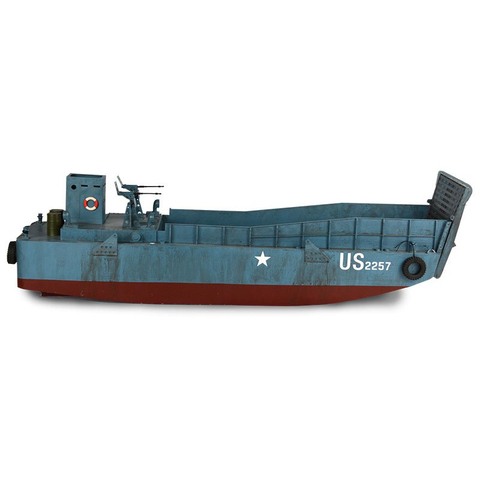 Landing Craft LCM3 in 1:16, Normandy 1944, Omaha Beach