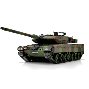 Metal edition V3 LEOPARD 2A6 Recoil unit + IR 1:16 - 2.4...