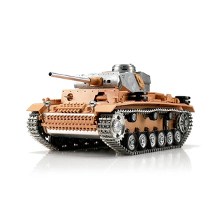 Metal edition: 360° 2.4 GHz V3 (new board) PANZER III L +...