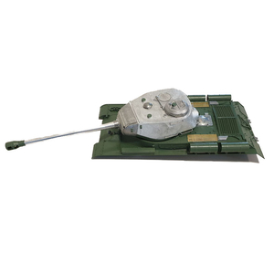 IS-2 - upper hull and metal turret with BB unit, metal...
