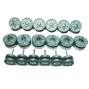 IS-2  - road wheels with ball bearings and support...