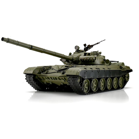Heng Long T-72  in 1:16 with BB unit and V6 board