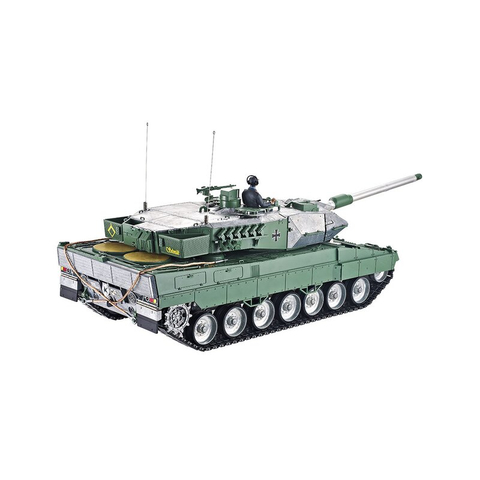 Leopard 2A6 - kit 1/16 in the metal edition