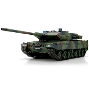 V6.0S LEOPARD 2A6  1:16 with BB shoot unit 6mm and IR...