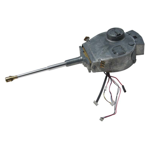 Tiger I metal turret early version incl. BB shoot unit...