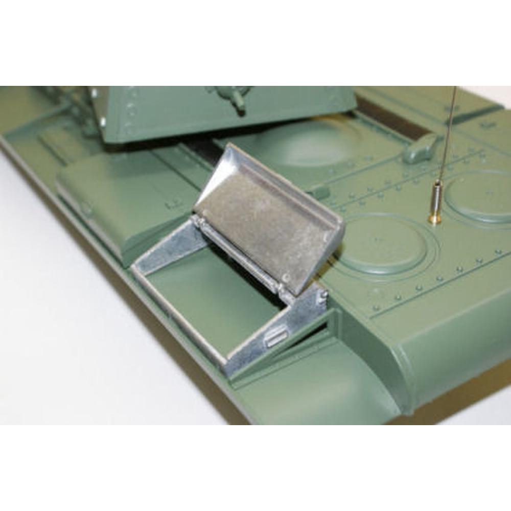 kv 1 caisse de rangement en m tal avec charni res 5. Black Bedroom Furniture Sets. Home Design Ideas