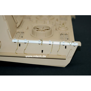 Jagdpanther / Panther G/F, reserve track links holder