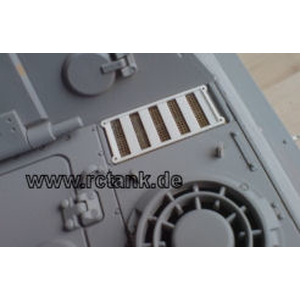 Jagdpanther / Panther G/F, engine cover (detail 2)