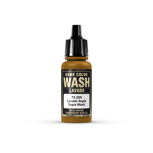 Lavado Wash - Sepia Shade (for washing effects)